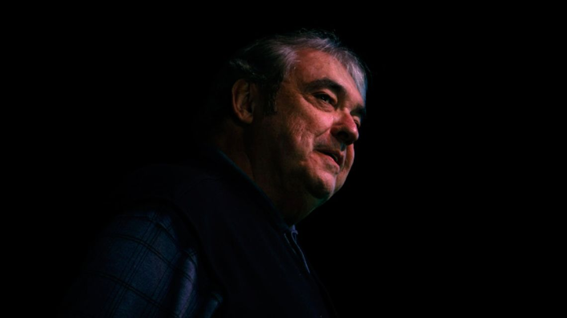 Alberto Cortez, pictured in in Mexico City in 2008. Cortez died in Madrid on Thursday, April 4, 2019.