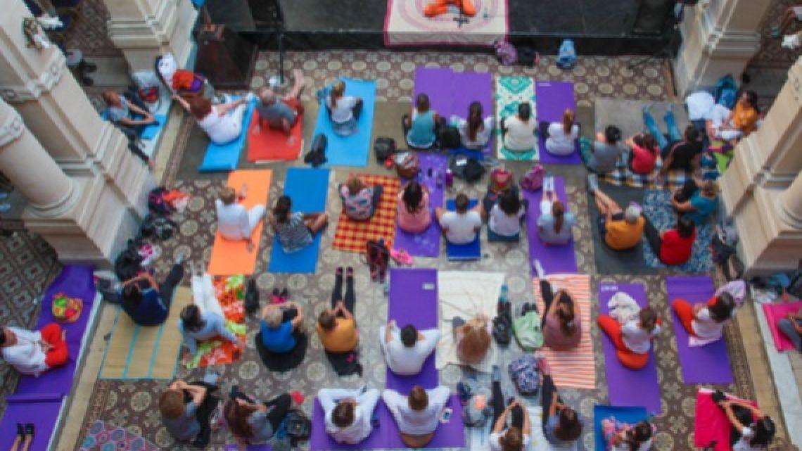 Escuela Natha Yoga
