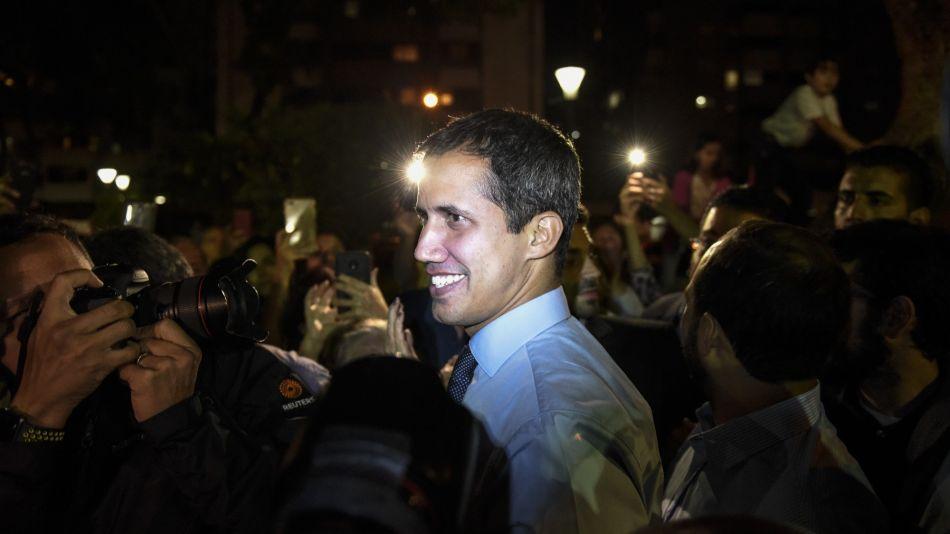 Maduro Loyalist Strip Immunity From National Assembly President Guaido
