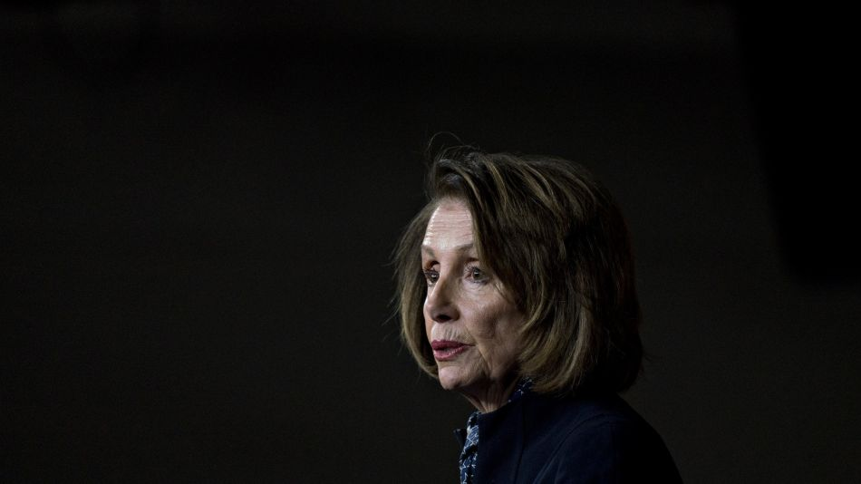 House Minority Speaker Nancy Pelosi Holds News Conference