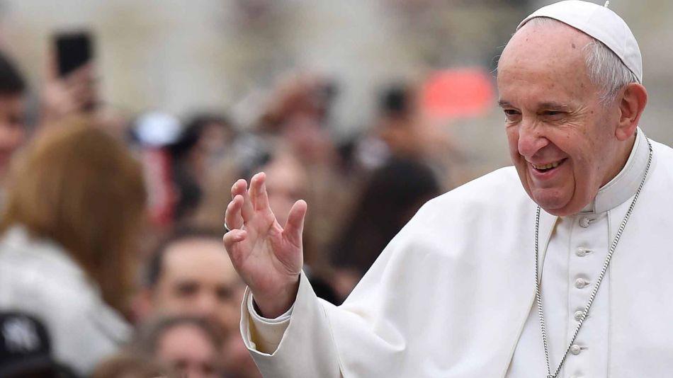 Papa Francisco 04042019