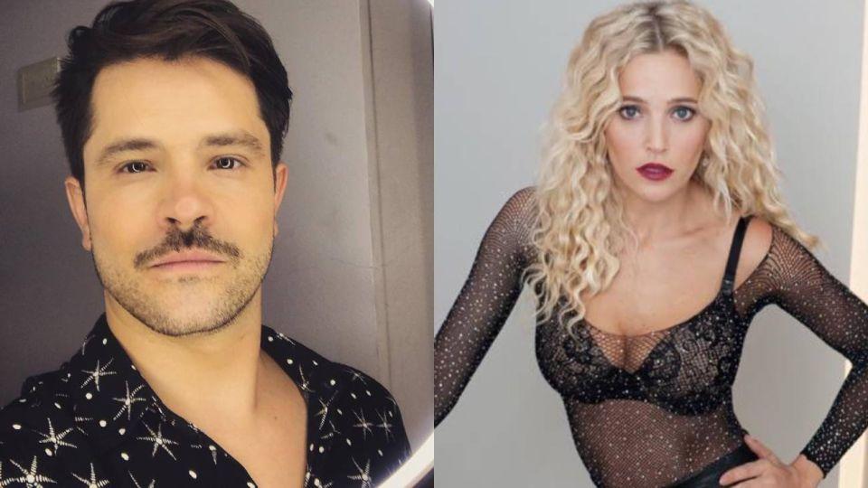 Felipe Colombo habló de su antigua relación con Luisana Lopilato.
