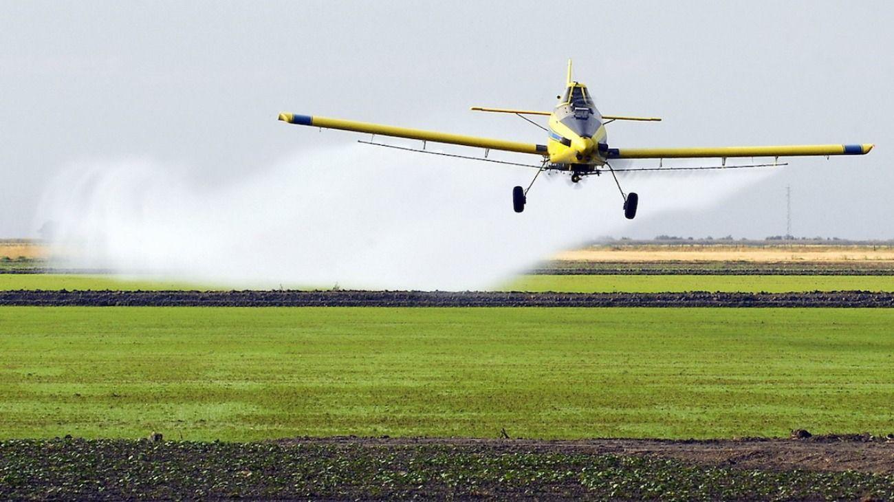 Posturas enfrentadas sobre el uso de agroquímicos.