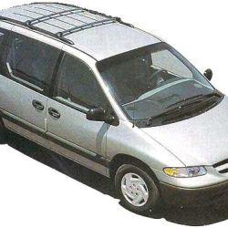 La Caravan fue comercializada tanto por Dodge, como por Chrysler.