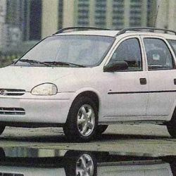 Chevrolet Corsa Rural.
