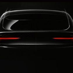 Teaser del primer eléctrico de Ford inspirado en el Mustang.