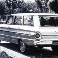 Ford Falcon Rural