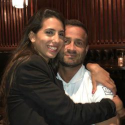 La sorpresa de Cinthia Fernández a su novio por su primer aniversario