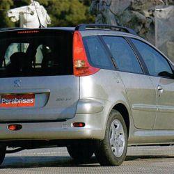 Peugeot 206 Rural