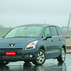 El Peugeot 5008 pasó de ser monovolumen a SUV