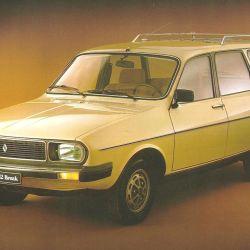 Renault 12 rural