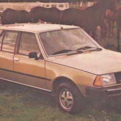 Renault 18 rural