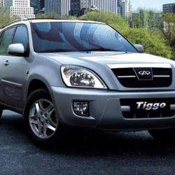 Chery Tiggo, fue el referente desde su primera generación dentro de los SUV chinos