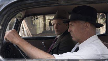 Kevin Costner y Woody Harrelson son demasiado buenos para la película de Netflix.