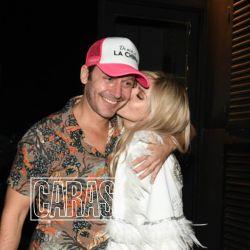 La pareja tuvo una celebración exclusiva para 80 invitados con el cumpleaños número 27 de la actriz como excusa.