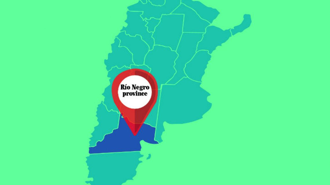 Rio Negro province.