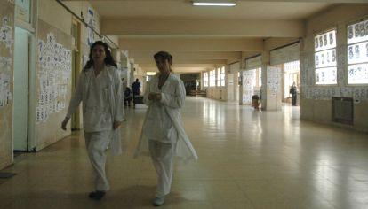 Hospital de Clínicas.