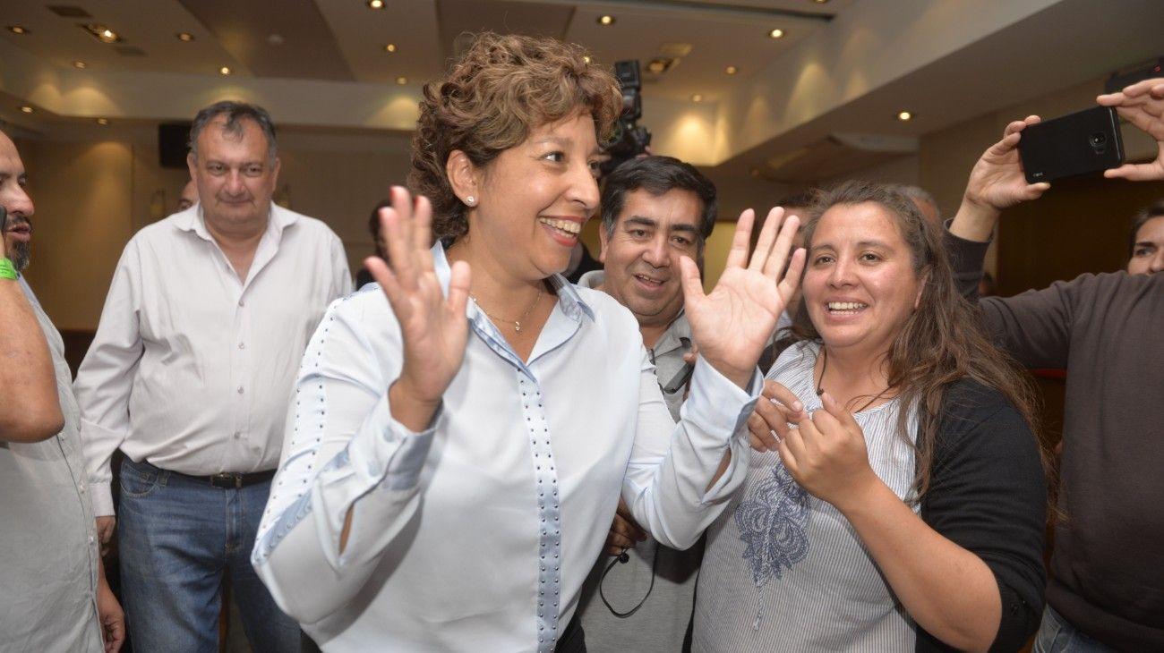 Arabela Carreras.