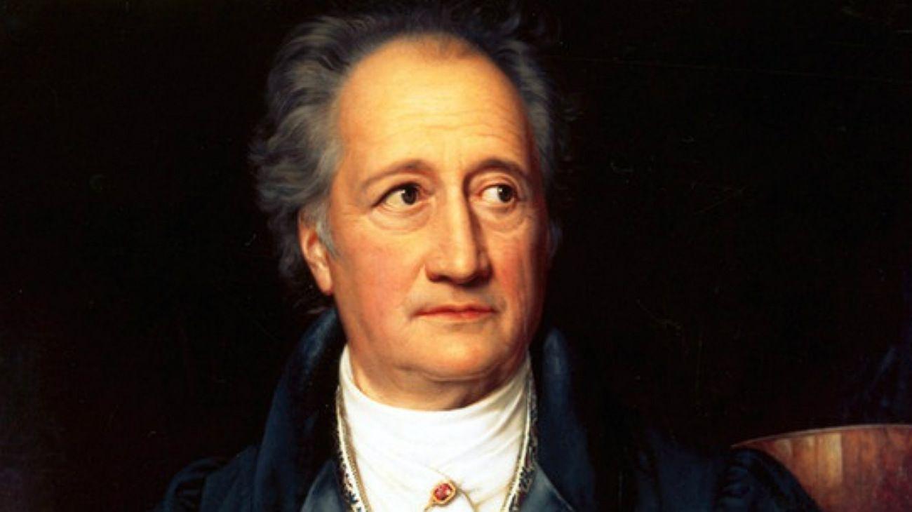 Johann Wolfgang von Goethe (1749 - 1832). Poeta, novelista, dramaturgo, científico... un pensador total.