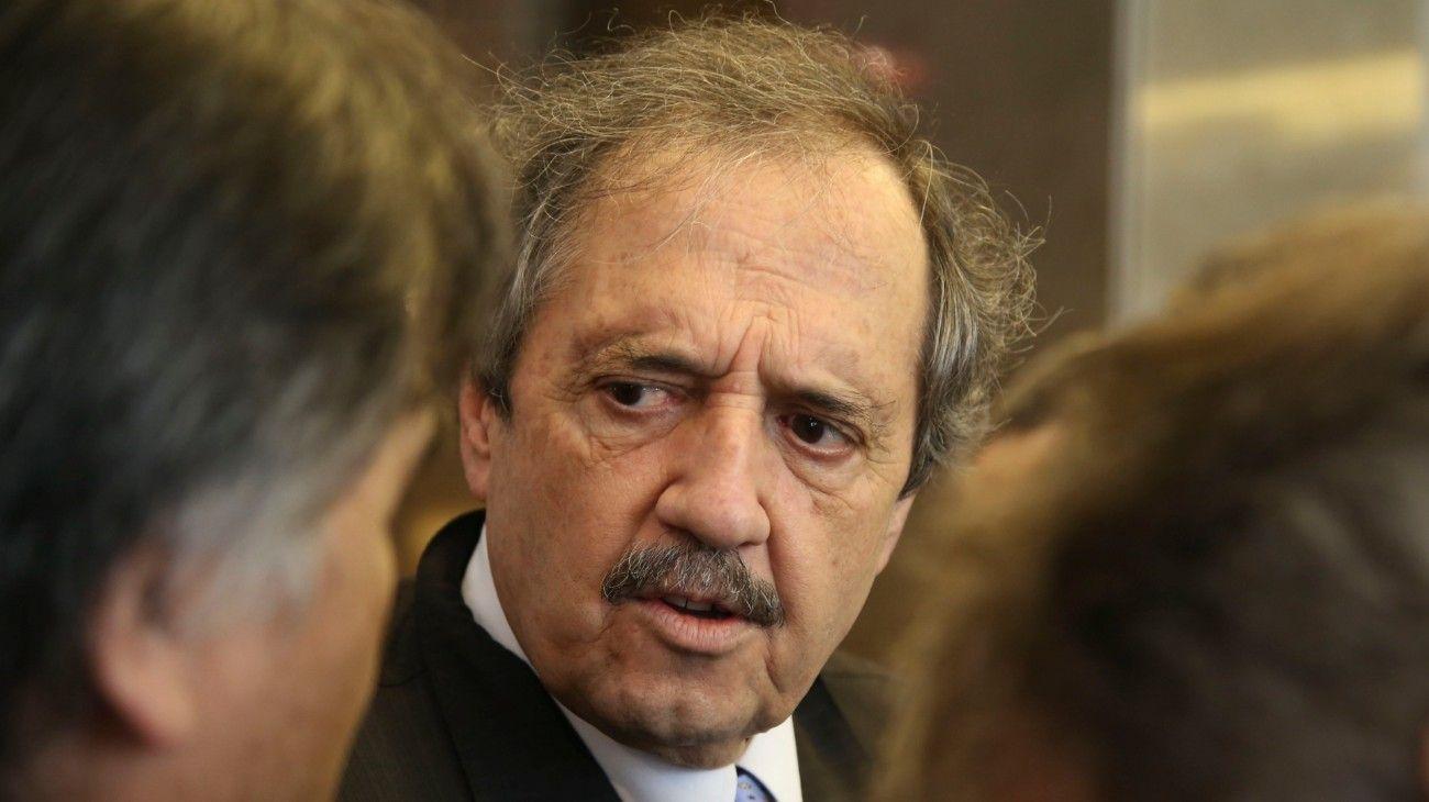 """Alfonsín le pidió pruebas del """"fraude"""" a Brandoni y dijo que Campanella """"ni siquiera lee"""""""