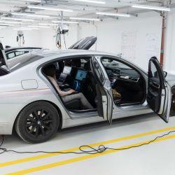 BMW ensaya en sus laboratorios las nuevas tecnologías.