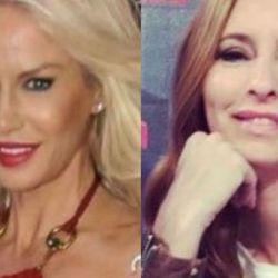 Luciana Salazar y Analía Franchín se mataron en Twitter.