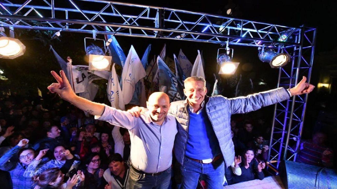 El gobernador Mariano Arcioni triunfó en la PASO de Chubut.