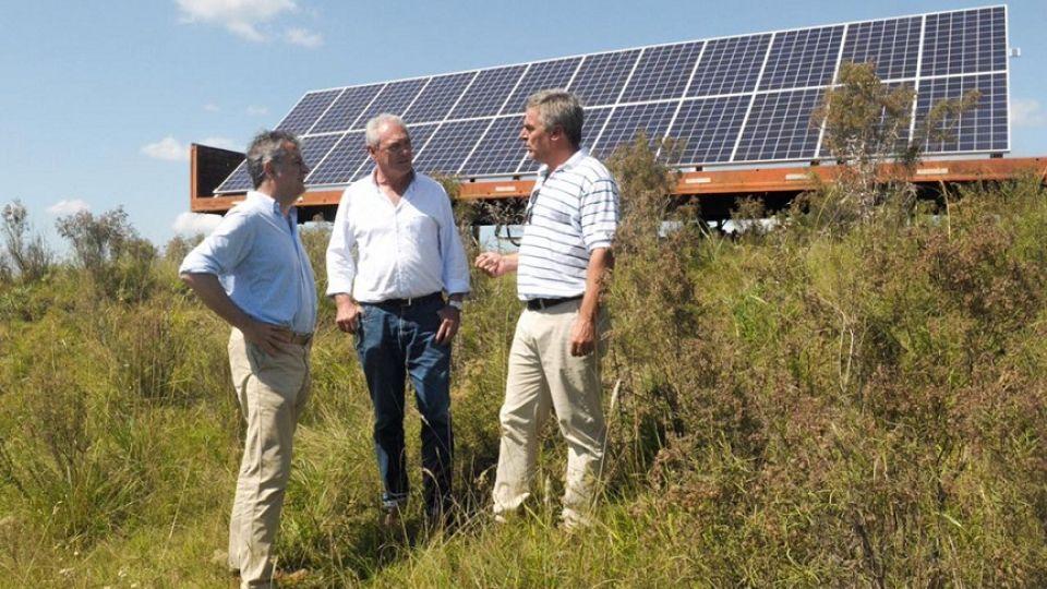 INNOVACIÓN. Permite utilizar energía solar al 100%, y reduce los costos en la producción.