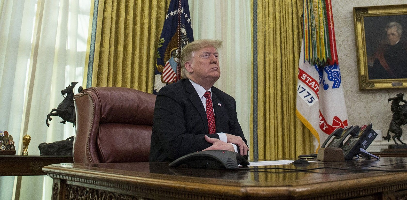 Trump sataniza a los inmigrantes pero lucra con ellos