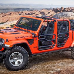Jeep Gladiator Gravity.