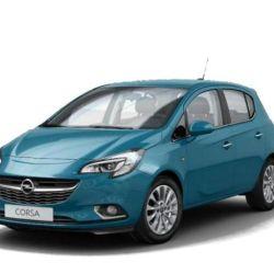 Opel continúa vendiendo el Corsa en el exterior