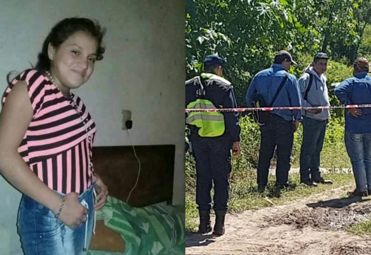 Celeste Miranda fue encontrada muerta sobre un pastizal de finca La Ponderosa.
