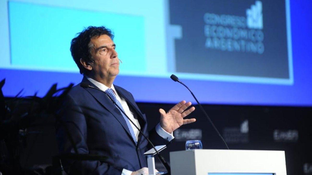 """Carlos Melconian, sobre los acuerdos de precios: """"No creo en esos paliativos, pero hay que darlos"""""""