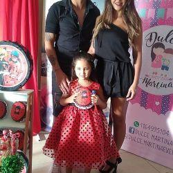 El cumpleaños de la hija de Tamara Alves y Pato Toranzo