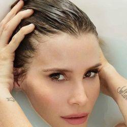 El desnudo completo de Guillermina Valdés