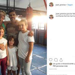 El método de Mica Viciconte para mostrar a las hijas de Nicole