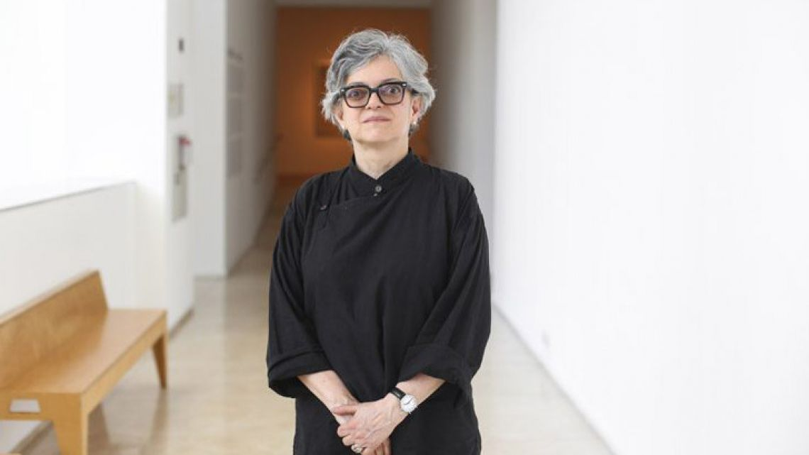 Venezuelan Gabriela Rangel is MALBA's new artistic director.