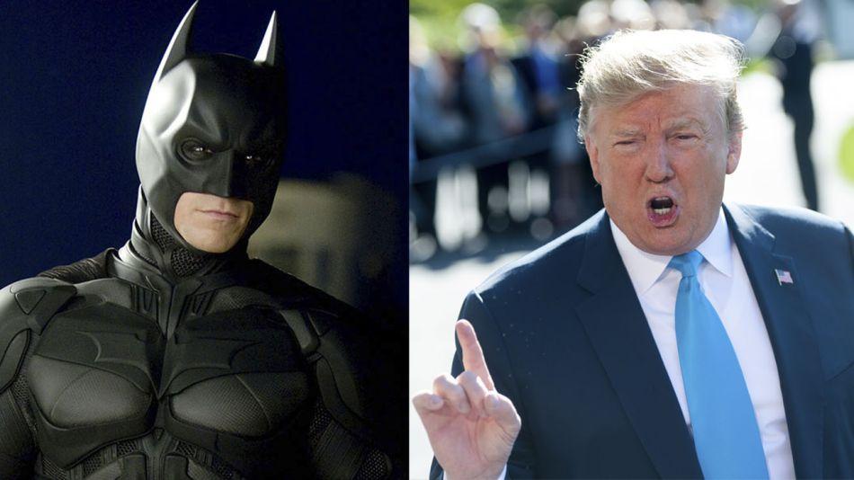 20190410 Batman Trump
