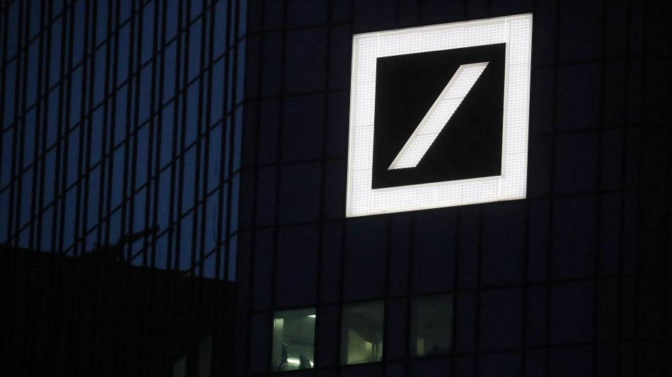 Deutsche Bank's Trading Unit Said Key for ECB in Deal Talks (1)
