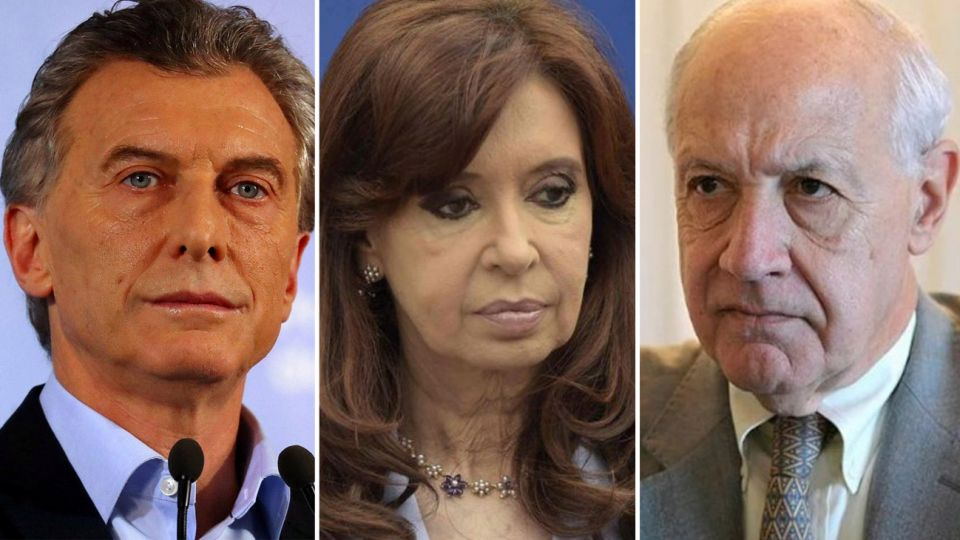 Macri , Cristina , Lavagna 20190410