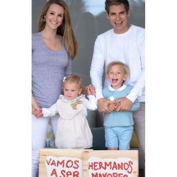 Carlos Baute tendrá su tercer hijo