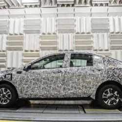 Nuevo Chevrolet Onix en fase de pruebas