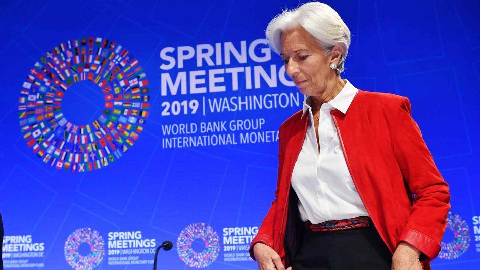 Christine Lagarde 04112019