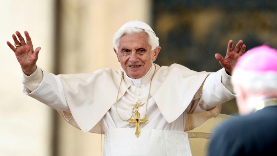 papa emerito benedicto xvi