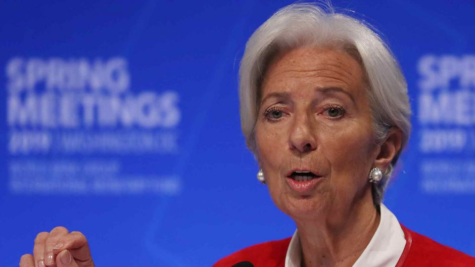 Christine Lagarde 04112019