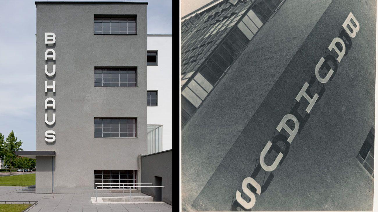 Bauhaus, efímero paraíso de la razón