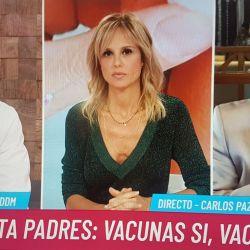 Mariana Fabbiani realizó una polémica entrevista