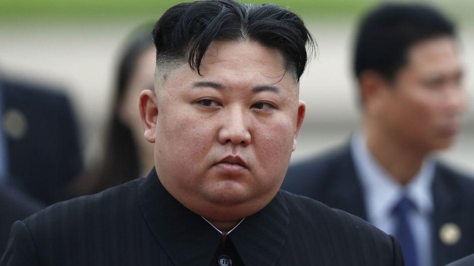 Kim Jong Un Urges `Severe Blow' to Those Sanctioning North Korea