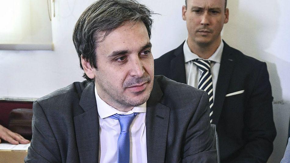Juez federal de Dolores, Alejo Ramos Padilla.