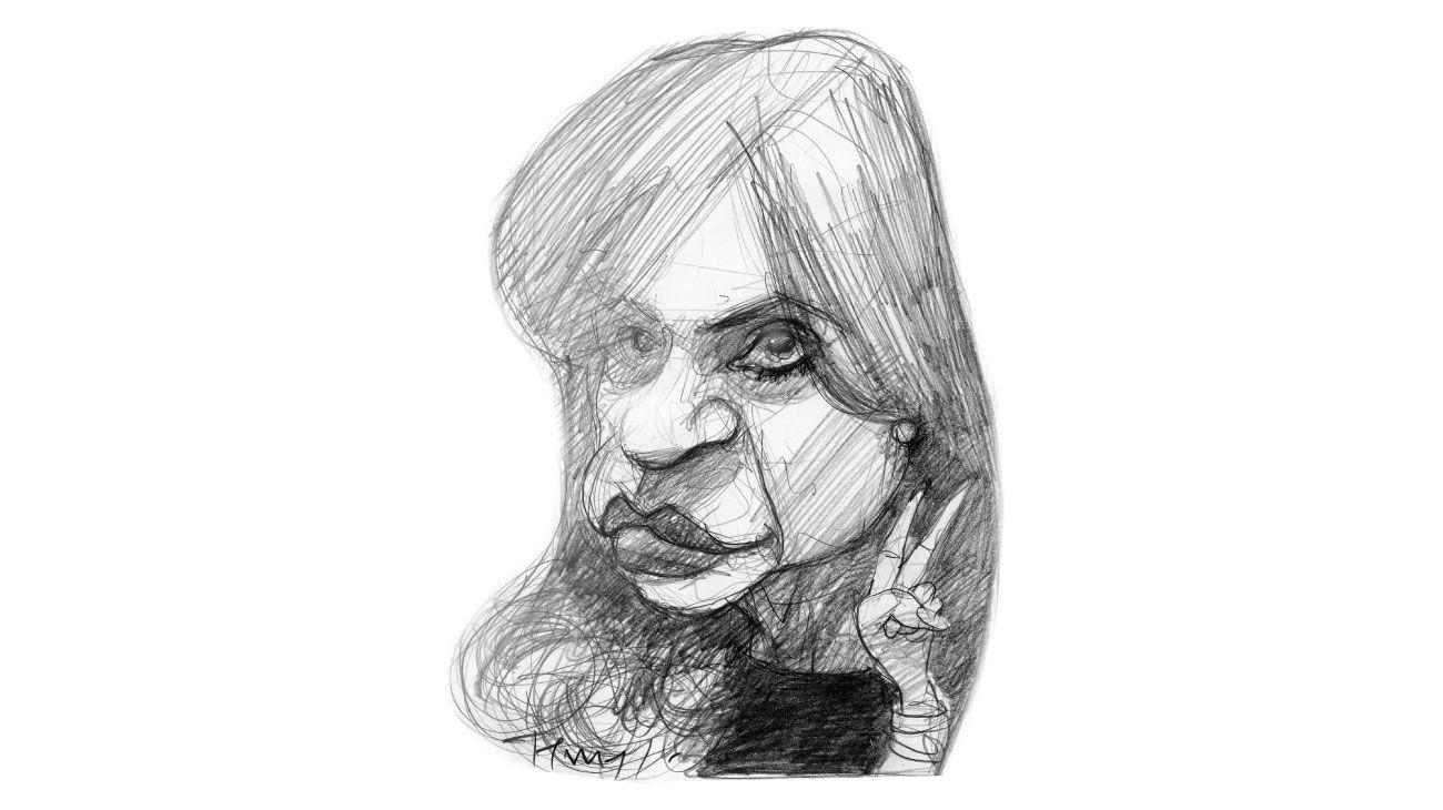 CON O SIN RULOS Cristina Fernández